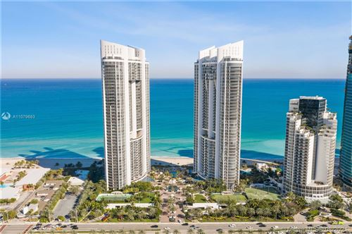 Photo of 18101 Collins Ave #1503, Sunny Isles Beach, FL 33160 (MLS # A11079683)