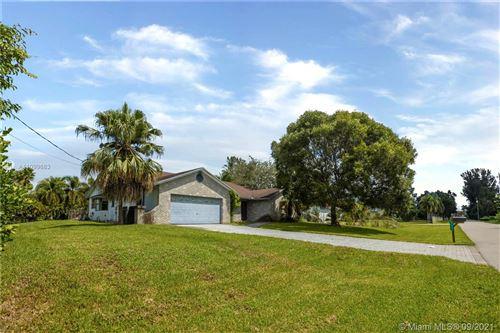 Photo of 11701 NW 18th Ct, Plantation, FL 33323 (MLS # A11099683)