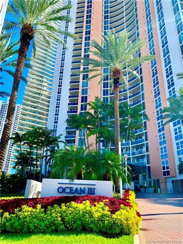 Photo of 18911 Collins Ave #2707, Sunny Isles Beach, FL 33160 (MLS # A11101683)