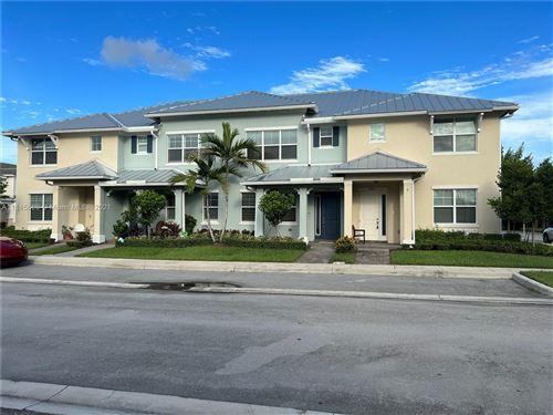 Photo of 4950 Eucalyptus Drive #3, Hollywood, FL 33021 (MLS # A11115683)