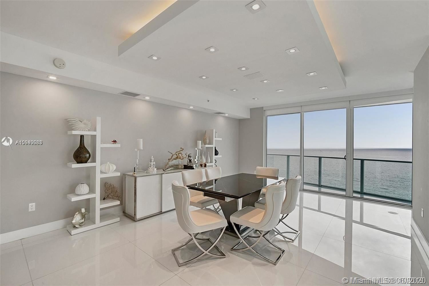 Photo of 3951 S Ocean Dr #1501, Hollywood, FL 33019 (MLS # A10949683)