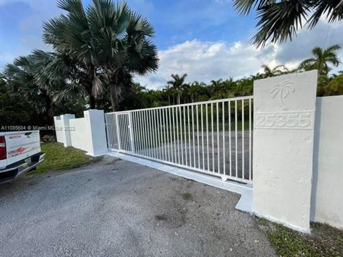 Photo of 25355 SW 167th Ave, Homestead, FL 33031 (MLS # A11085684)