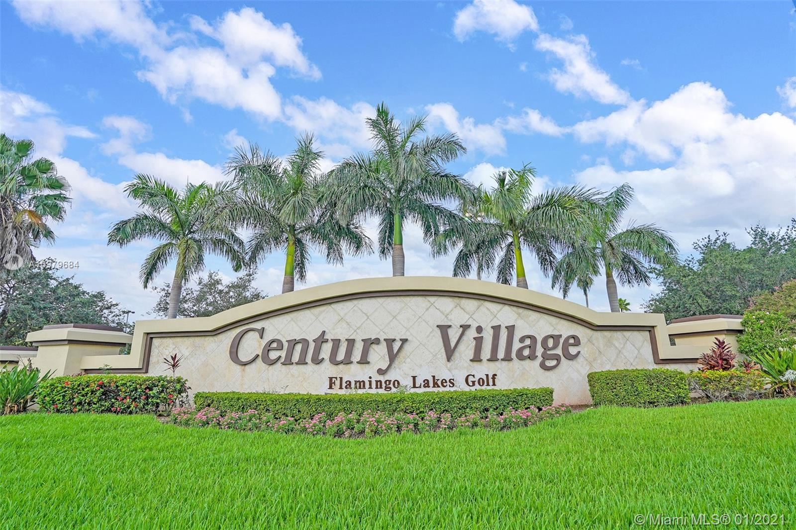 13550 SW 6th Ct #317A, Pembroke Pines, FL 33027 - #: A10979684