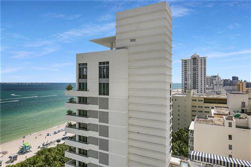 Photo of 4391 COLLINS AV #1415, Miami Beach, FL 33140 (MLS # A10444685)