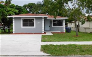 Photo of Listing MLS a10723685 in 4417 SW 20th St West Park FL 33023