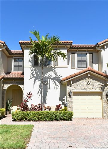 Photo of Listing MLS a10841685 in 11859 SW 154th Ave #11859 Miami FL 33196
