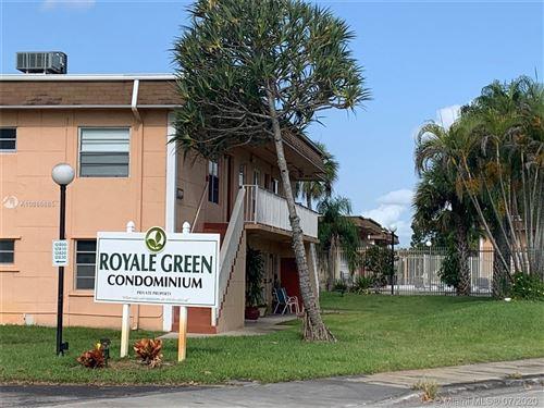 Foto de inmueble con direccion 12831 SW 43rd Dr #149-A Miami FL 33175 con MLS A10886685