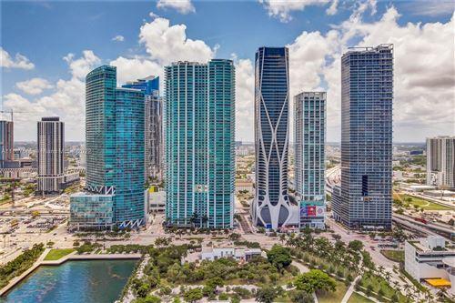 Photo of 900 Biscayne Blvd #2206, Miami, FL 33132 (MLS # A11107685)