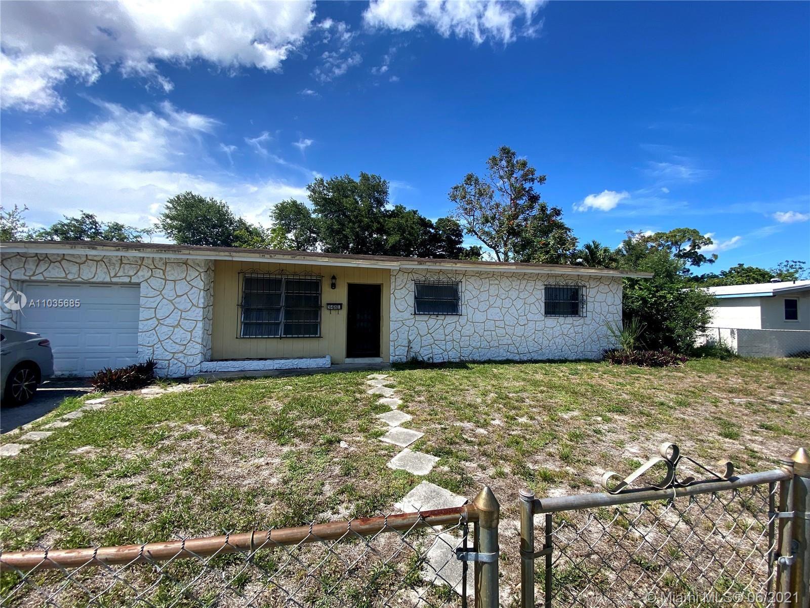 3481 NW 211th St, Miami Gardens, FL 33056 - #: A11035685