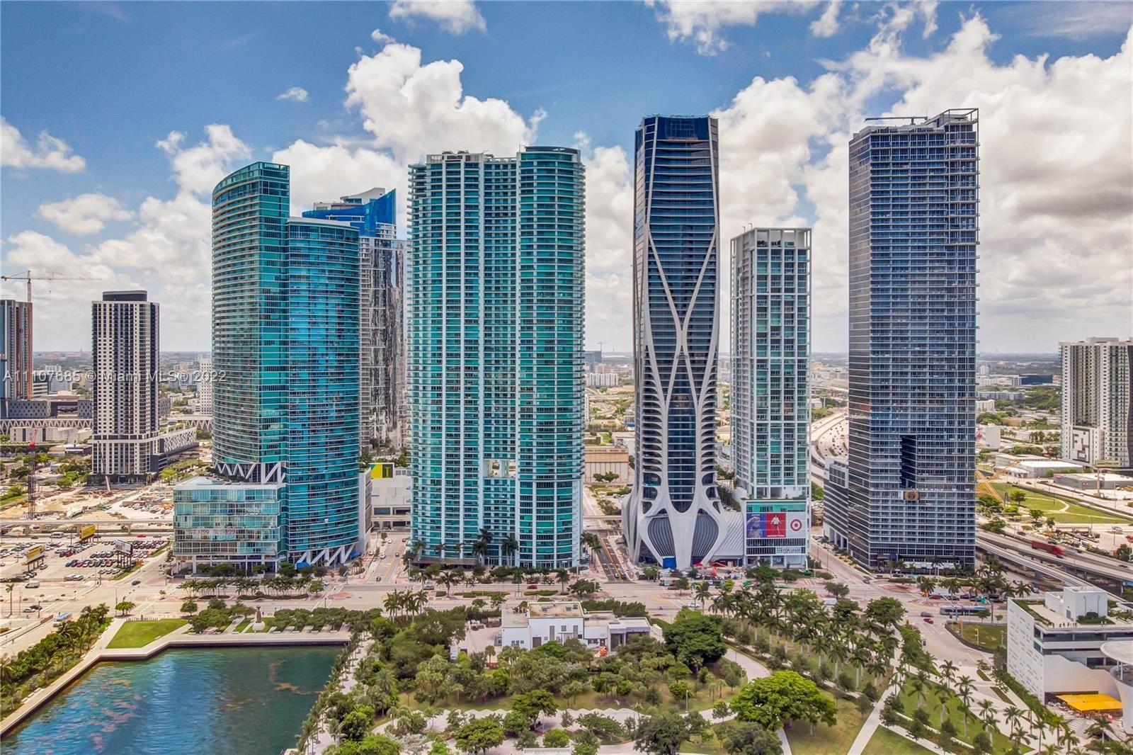900 Biscayne Blvd #2206, Miami, FL 33132 - #: A11107685