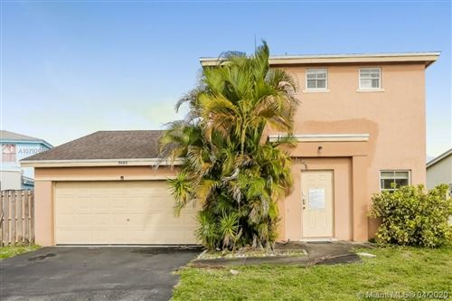 Photo of Listing MLS a10792686 in 9583 NW 52nd Ct Sunrise FL 33351
