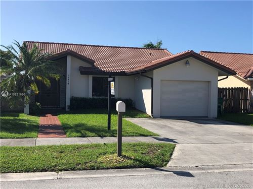 Photo of Listing MLS a10821686 in 14848 SW 60th St Miami FL 33193