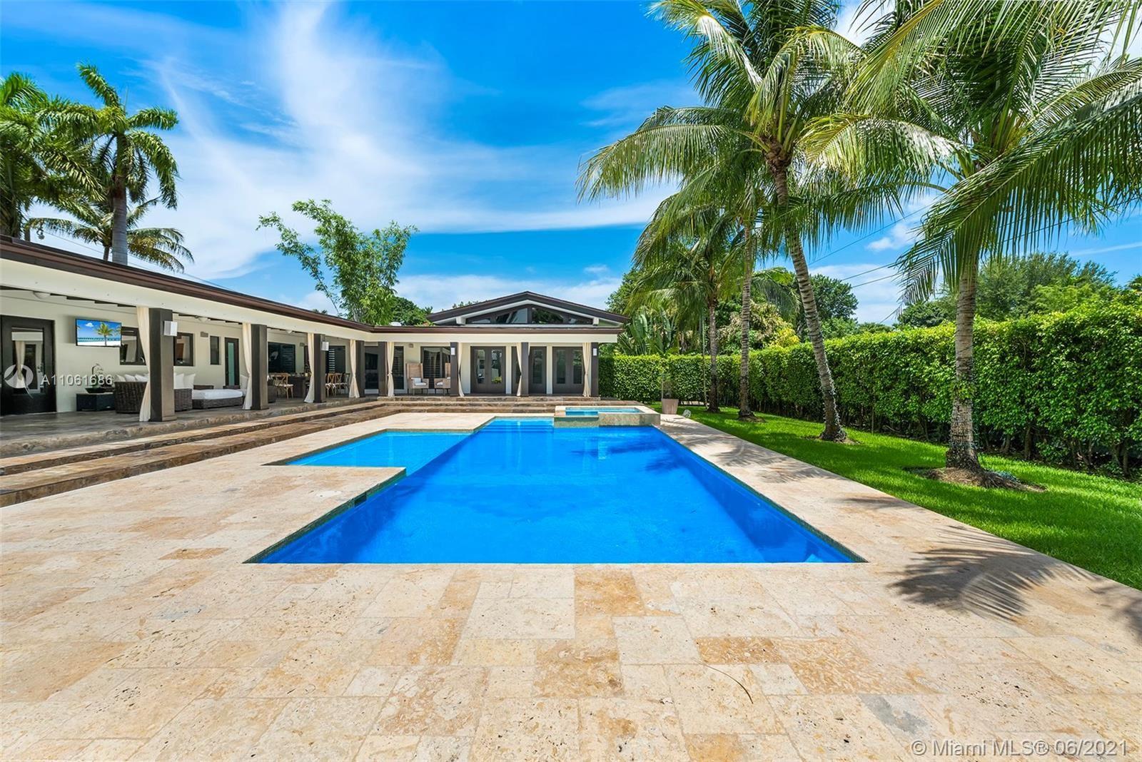 7550 SW 60th St, Miami, FL 33143 - #: A11061686