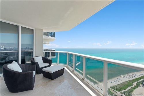 Photo of 4775 Collins Ave #3804, Miami Beach, FL 33140 (MLS # A10719687)