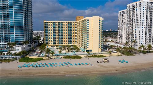 Photo of 2501 S Ocean Dr #908, Hollywood, FL 33019 (MLS # A11042687)