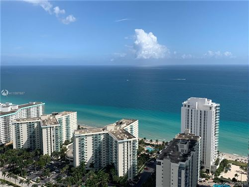 Photo of 4010 S Ocean Dr #R3407, Hollywood, FL 33019 (MLS # A11097687)