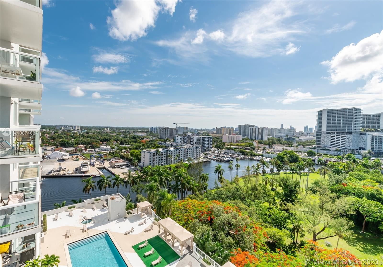 1861 NW South River Dr #1610, Miami, FL 33125 - #: A10874687