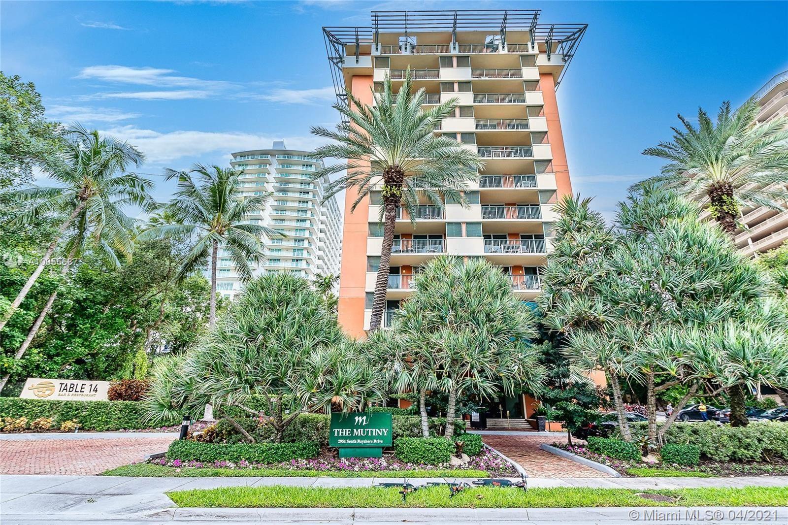 2951 S Bayshore Dr #607, Miami, FL 33133 - #: A10955687