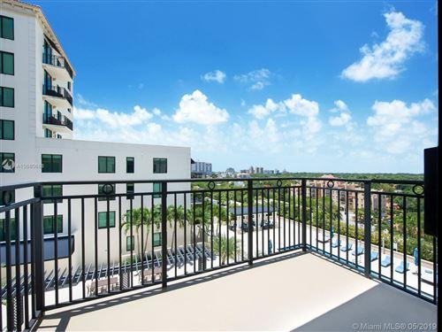 Photo of 1300 Ponce De Leon Blvd #815, Coral Gables, FL 33134 (MLS # A10680688)