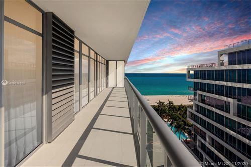 Photo of 3737 Collins Ave #S-1003, Miami Beach, FL 33140 (MLS # A10946688)