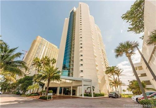 Photo of 16485 Collins Ave #1738, Sunny Isles Beach, FL 33160 (MLS # A11006688)