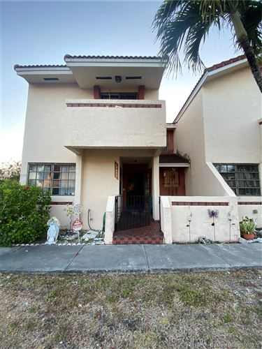 Photo of 17932 NW 68th Ave #37, Hialeah, FL 33015 (MLS # A11025688)