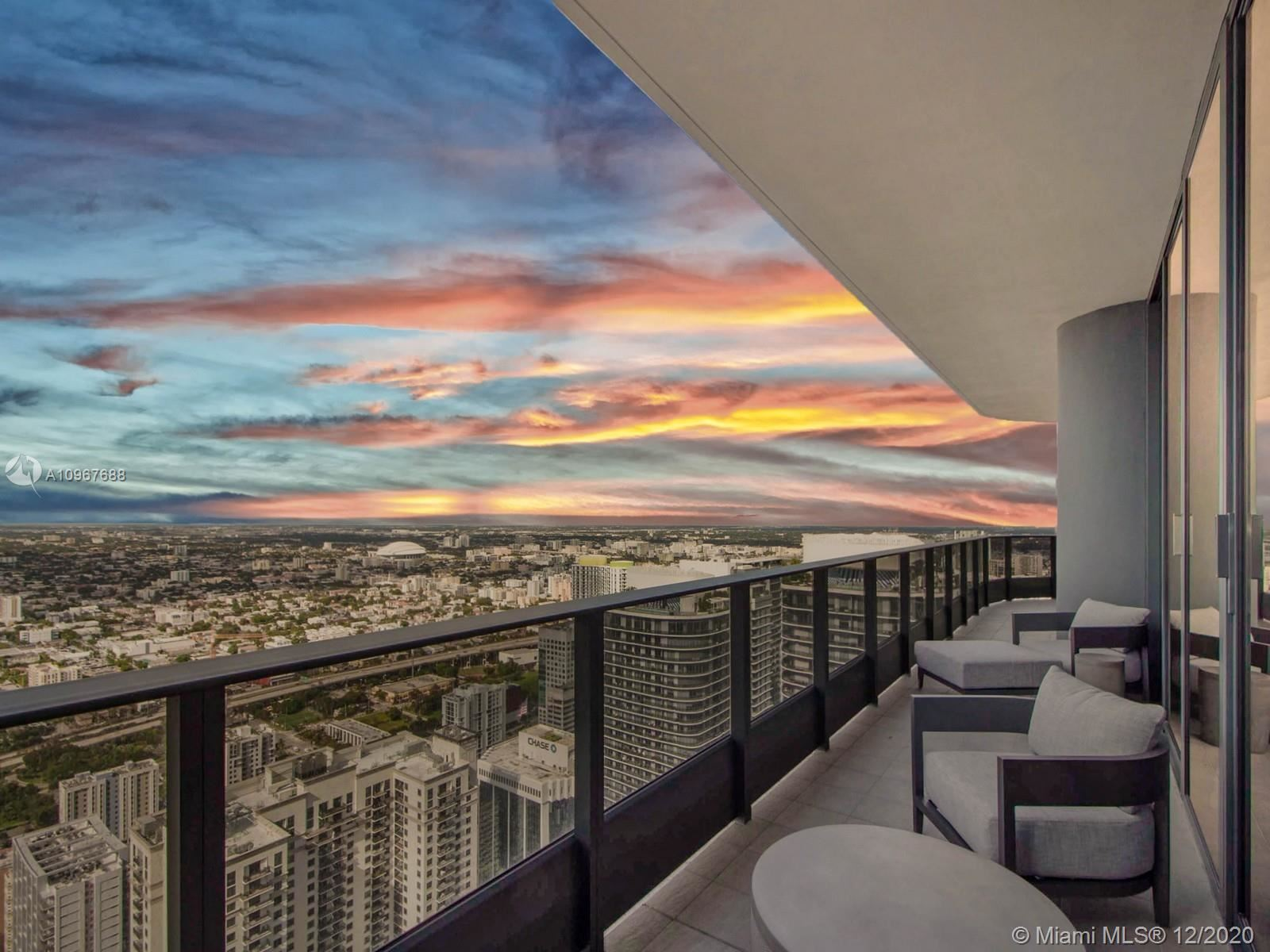 1000 Brickell Plz #PH5807, Miami, FL 33131 - #: A10967688