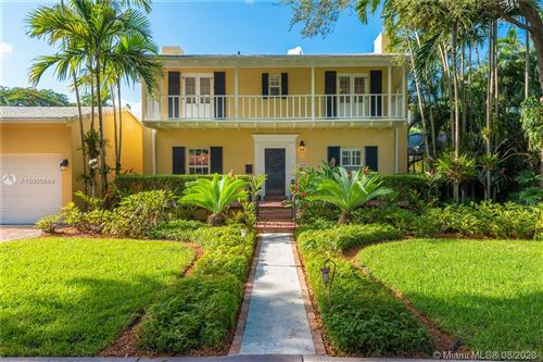 Photo of Listing MLS a10900689 in 1019 Malaga Ave Coral Gables FL 33134