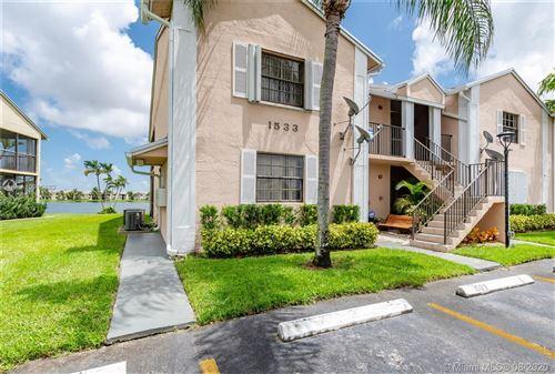 Photo of 1533 S Liberty Ave #1533-I, Homestead, FL 33034 (MLS # A10916689)