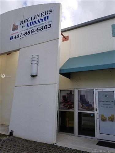Foto de inmueble con direccion 16600 NW 54th Ave #10 Miami Gardens FL 33014 con MLS A10942689