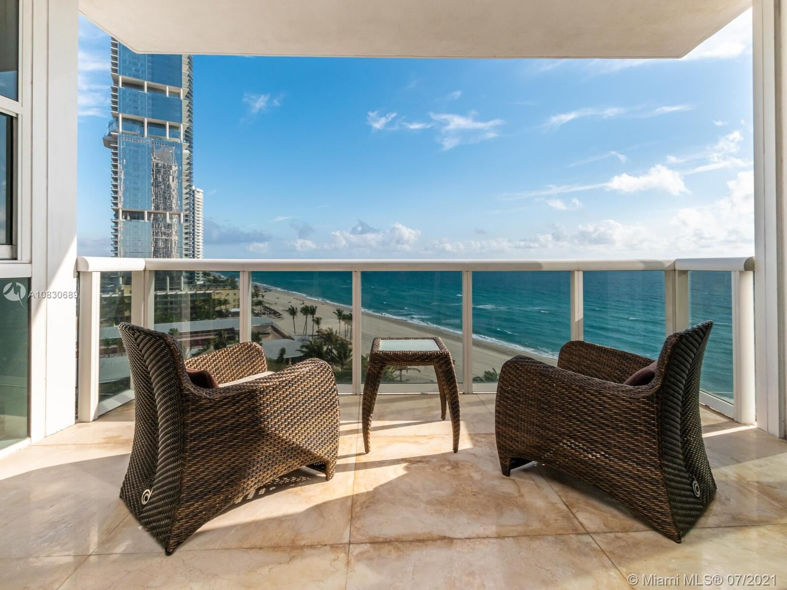 18201 Collins Ave #1106, Sunny Isles, FL 33160 - #: A10830689