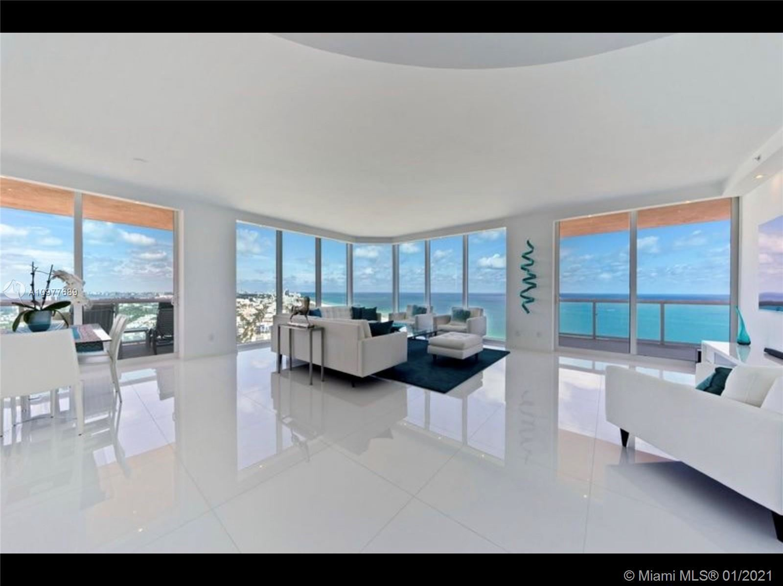 300 S Pointe Dr #3905, Miami Beach, FL 33139 - #: A10977689