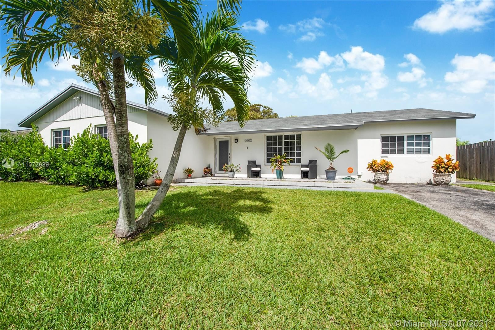 26550 SW 124th Ave, Homestead, FL 33032 - #: A11072689