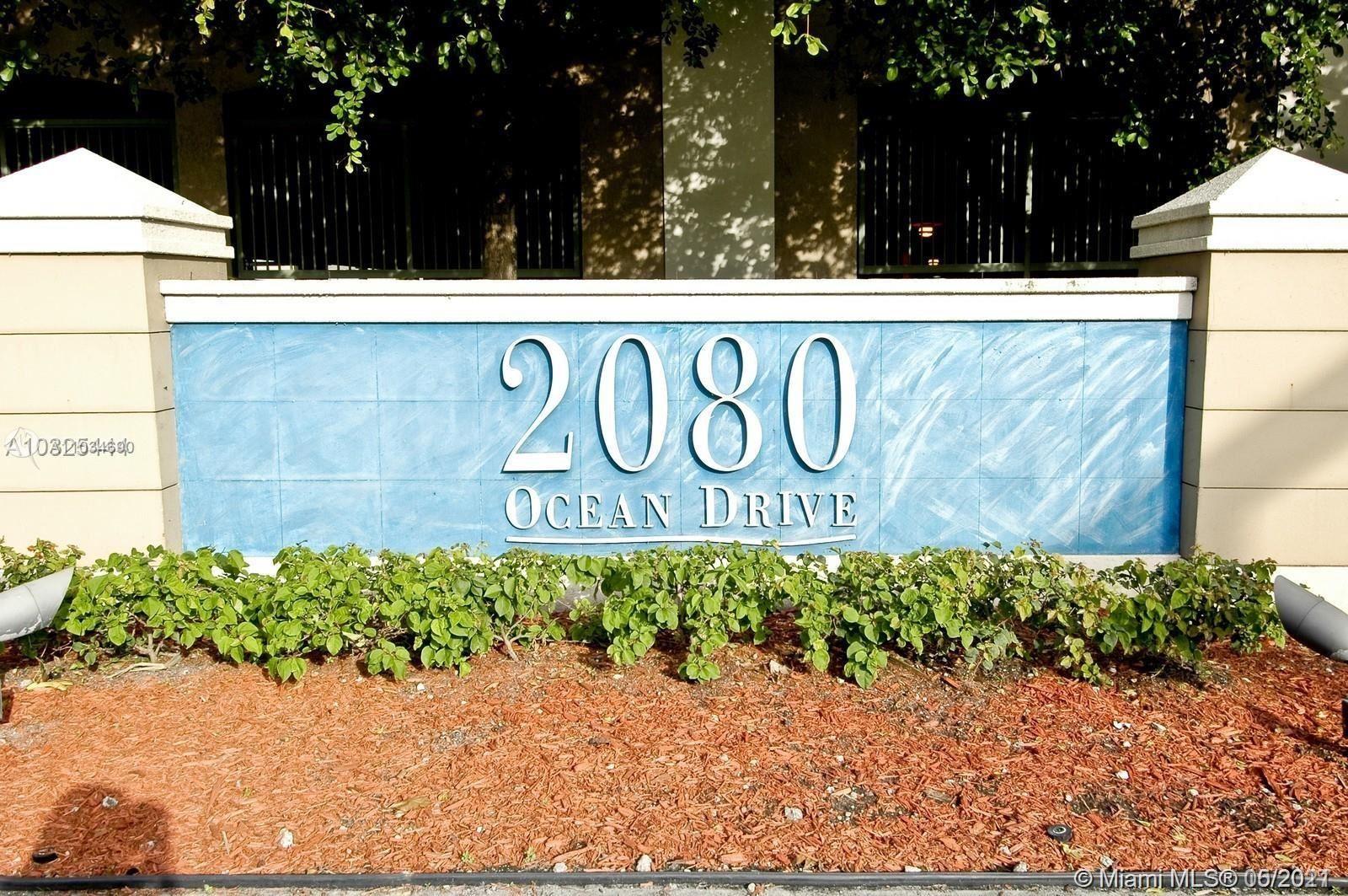 2080 S Ocean Dr #201, Hallandale Beach, FL 33009 - #: A11034690