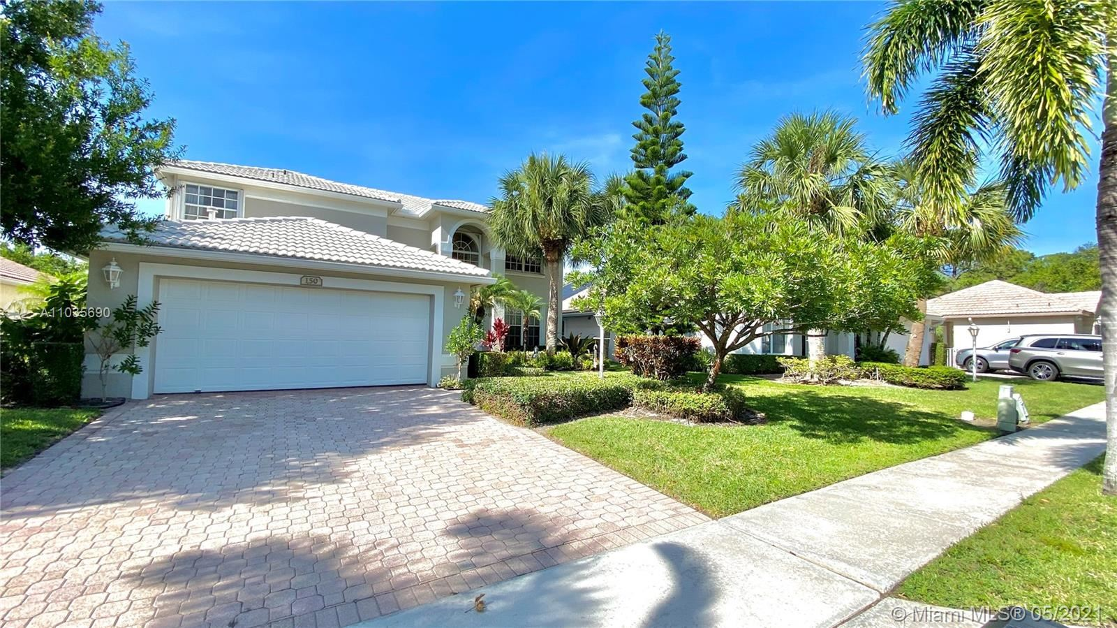 150 Jones Creek Dr, Jupiter, FL 33458 - #: A11035690
