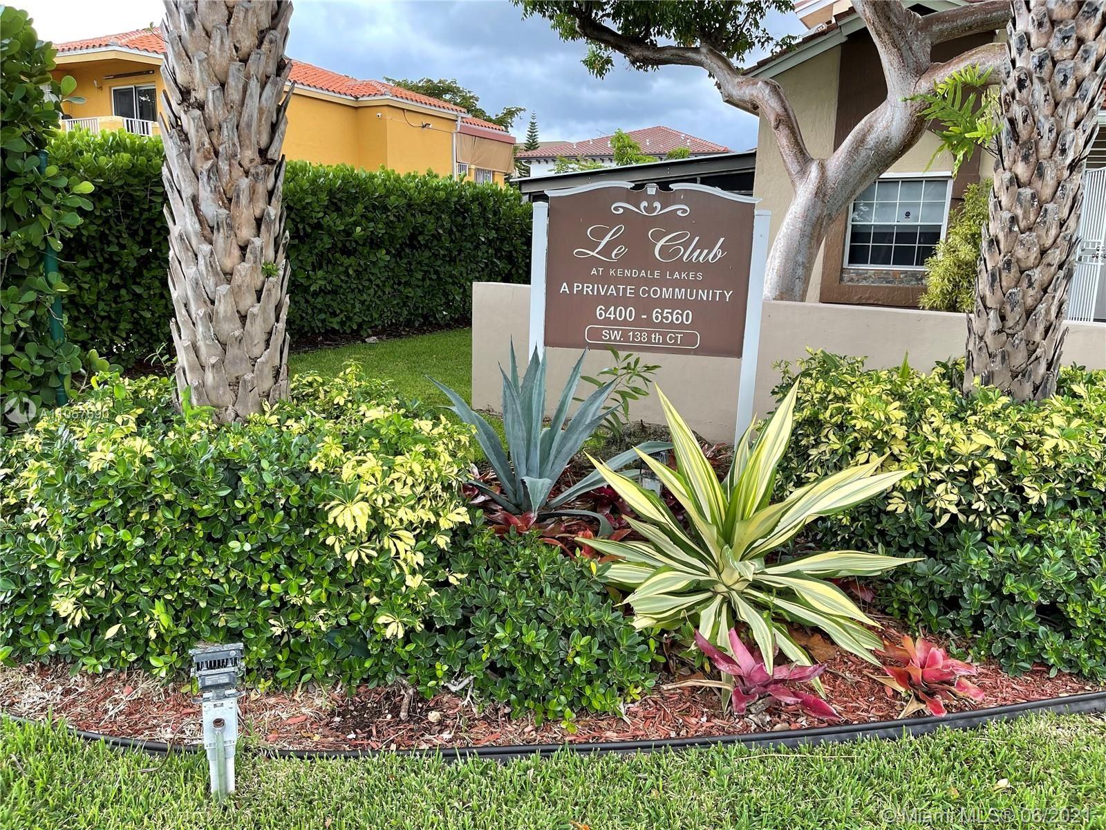 6540 SW 138th Ct #501, Miami, FL 33183 - #: A11057690