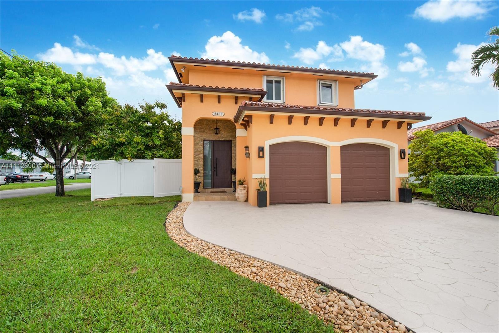 3403 SW 63rd Ave, Miami, FL 33155 - #: A11112690