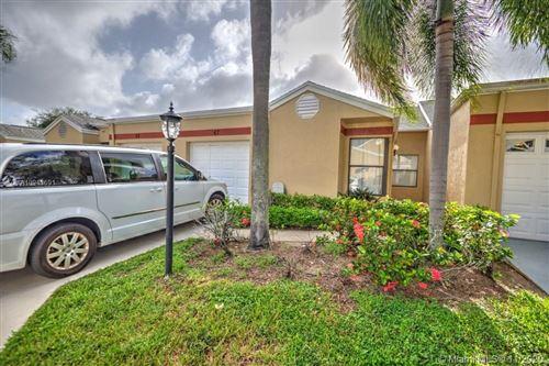 Foto de inmueble con direccion 4541 Challenger Way #67 West Palm Beach FL 33417 con MLS A10943691