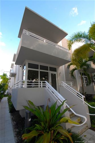 Photo of 619 Meridian Av #1, Miami Beach, FL 33139 (MLS # A11025691)