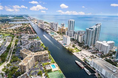 Photo of 600 Parkview Dr #426, Hallandale Beach, FL 33009 (MLS # A11076691)