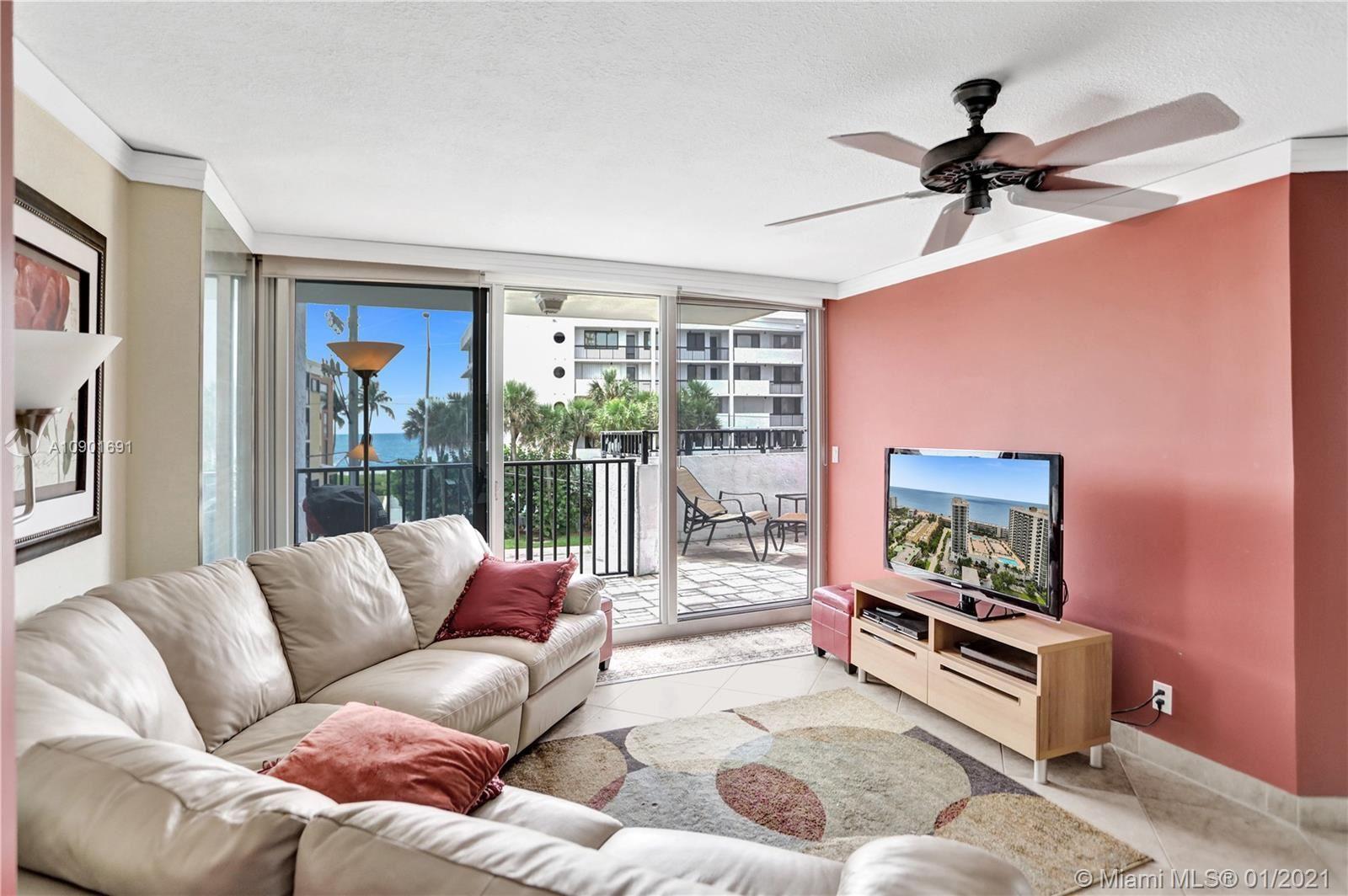 531 N Ocean Blvd #412, Pompano Beach, FL 33062 - #: A10901691
