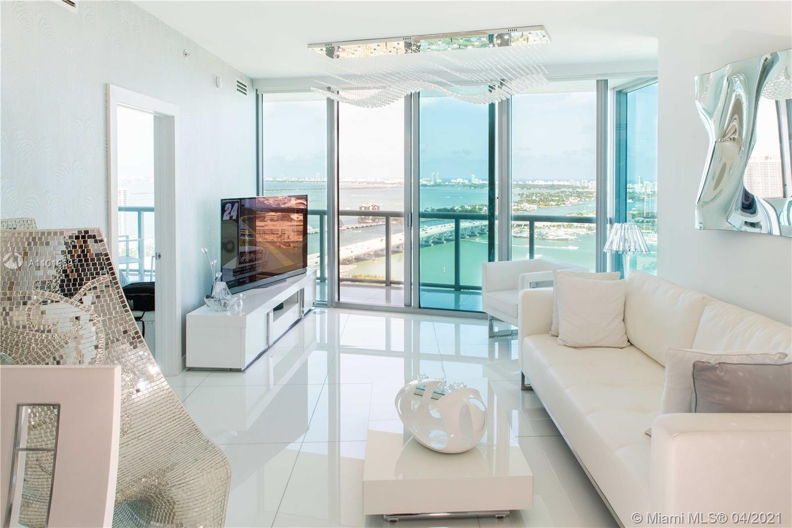 888 Biscayne Blvd #3809, Miami, FL 33132 - #: A11019691