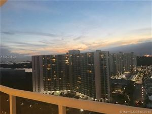 Photo of 15811 Collins Ave #1605, Sunny Isles Beach, FL 33160 (MLS # A10421692)