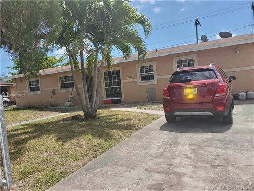 Photo of Listing MLS a10842692 in 3860 NW 176th St Miami Gardens FL 33055