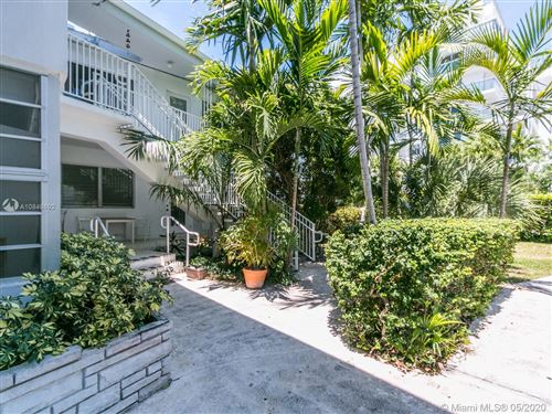 Photo of Listing MLS a10848692 in 1101 99th St #6 Bay Harbor Islands FL 33154