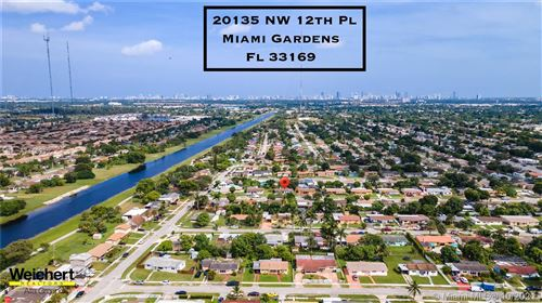 Photo of 20135 NW 12th Pl, Miami Gardens, FL 33169 (MLS # A11109692)