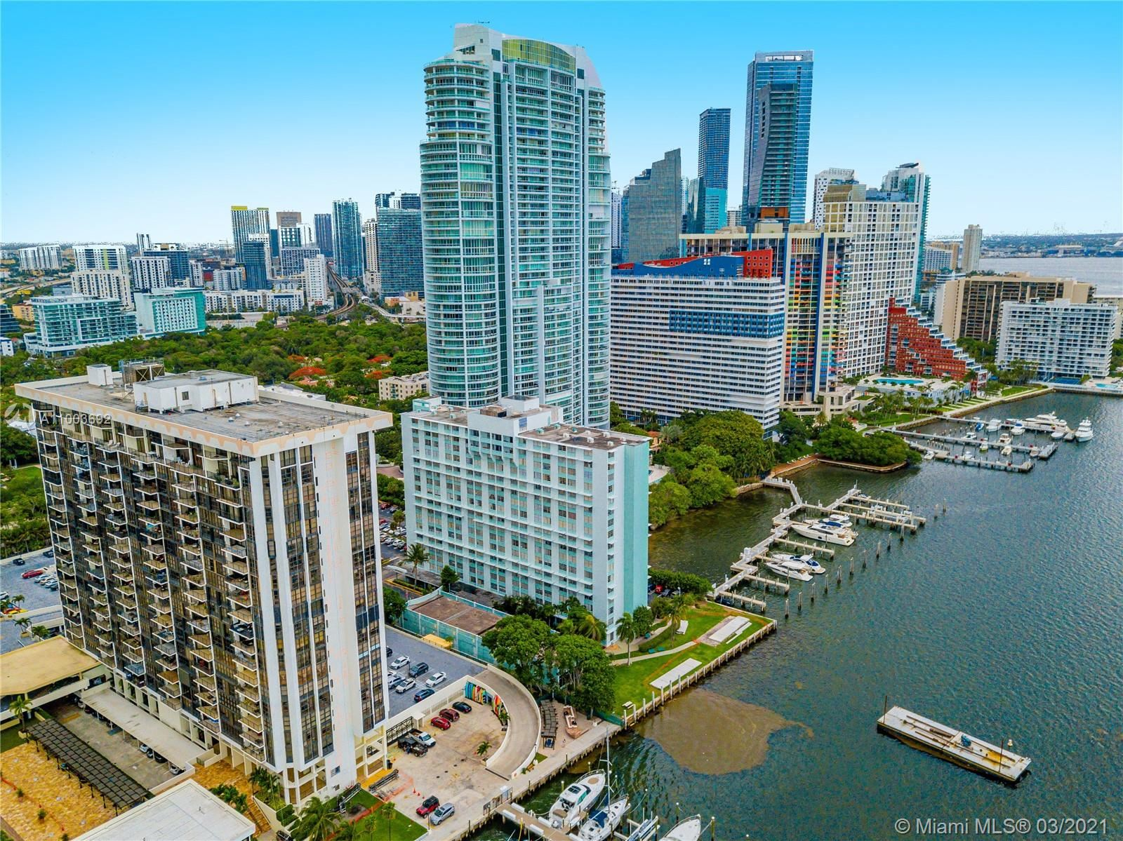 1865 Brickell Ave #A606, Miami, FL 33129 - #: A11003692