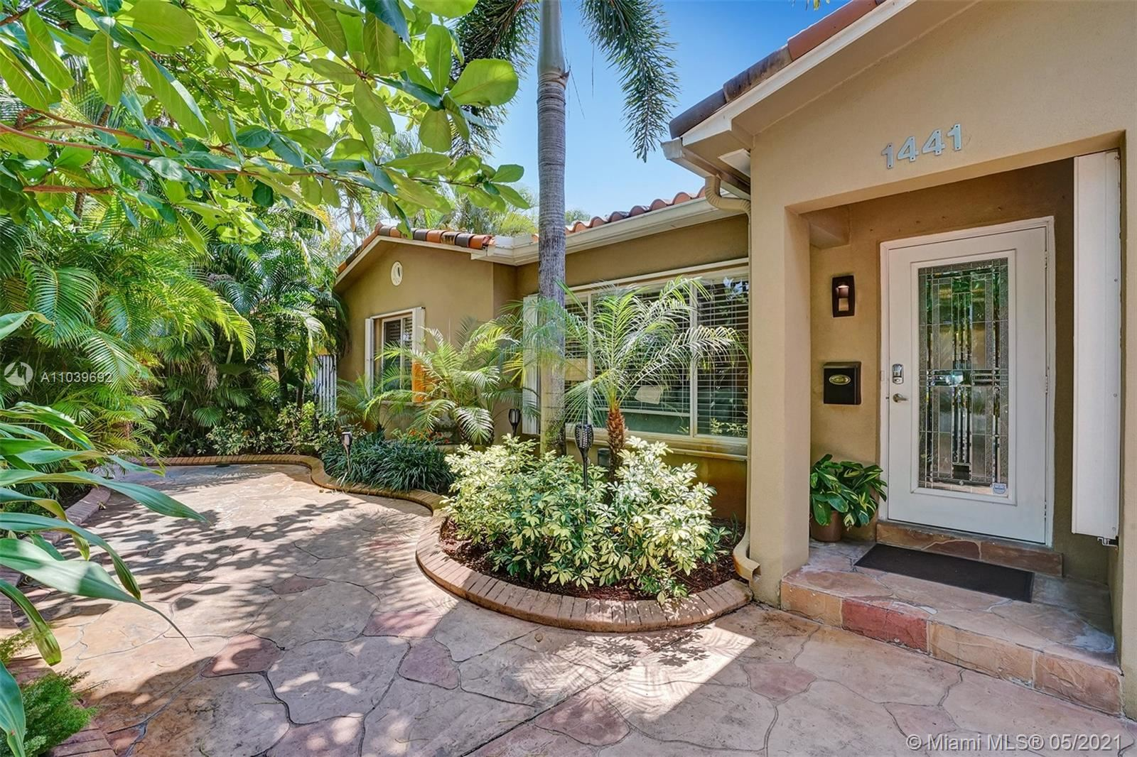 Photo of 1441 NE 16th Ter, Fort Lauderdale, FL 33304 (MLS # A11039692)