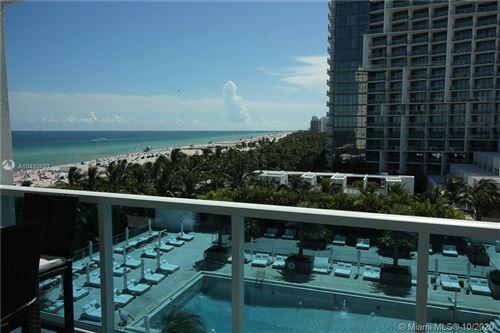 Photo of 2301 Collins Ave #608, Miami Beach, FL 33139 (MLS # A10492693)