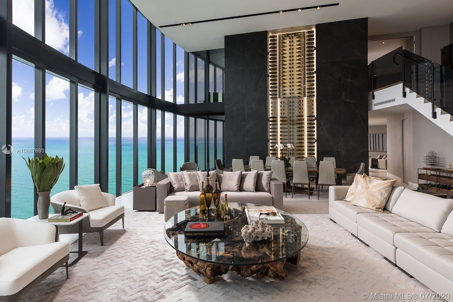18555 Collins Ave #5205, Sunny Isles, FL 33160 - #: A10887693